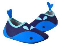 Strand- kék cápa