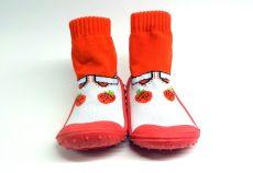Egyszerű- epres topánka