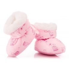 Csizma - pufi rózsaszín