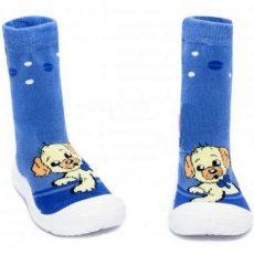 Egyszerű kék kutyus