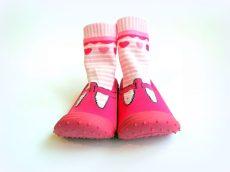Egyszerű pink topánka