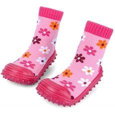 Egyszerű- pink virágos