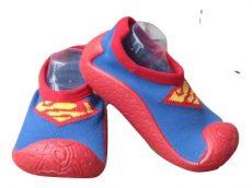 Zokniszandál- Superman
