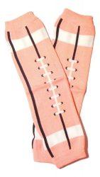lábszármelegítő- amerikai foci rózsaszín