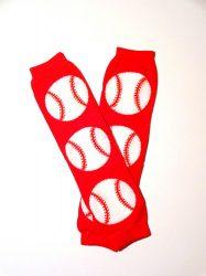 lábszármelegítő- labda baseball