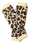 lábszármelegítő- leopárd