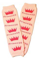 lábszármelegítő- hercegnő rózsaszín