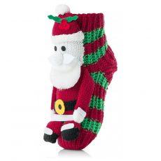 Kötött- Santa csíkos