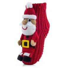 Kötött- Santa piros
