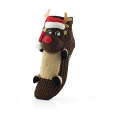 Kötött- sapkás Rudolf