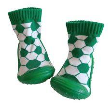 Egyszerű- zöld focis