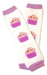 lábszármelegítő- puding lila