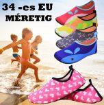 Vízi zoknicipők (20-34 EU méretekben!)